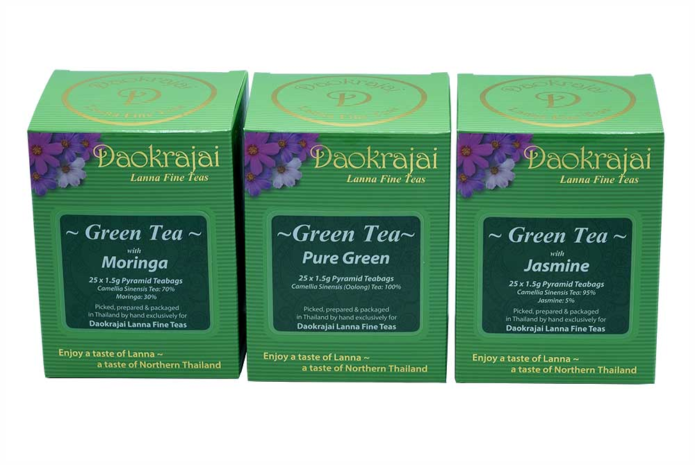 Green Tea Assortment