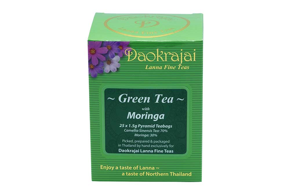 Green Tea Moringa