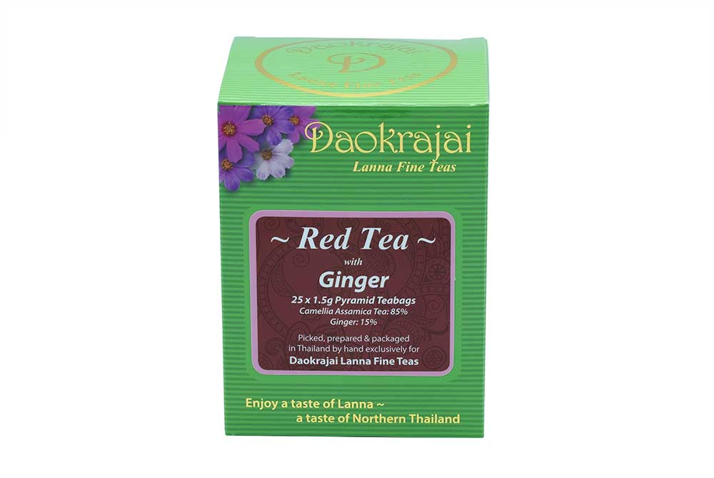 Red Tea Ginger