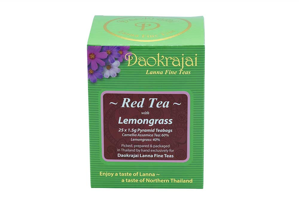 Red Tea Lemmongrass