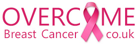 Overcome Breast Cancer UK Logo