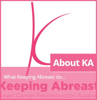 About Keeping Abreast