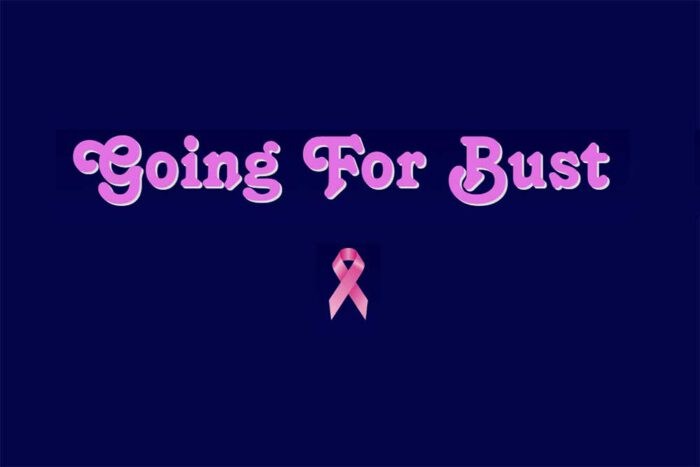 Going For Bust breast cancer charity