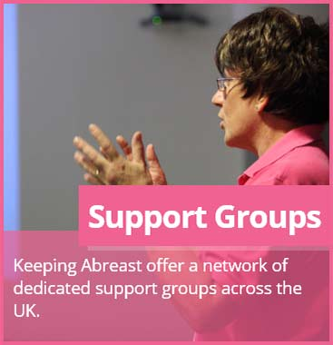 Keeping Abreast - Support
